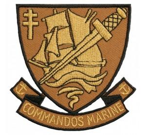 Patch Commandos Marine