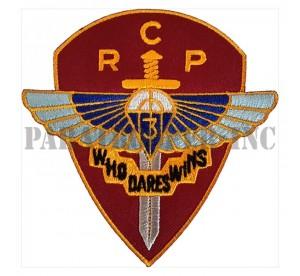 Patch 3ème RCP (Régiment de...