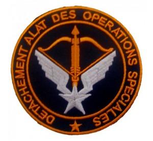 Patch ALAT (Aviation Légère...