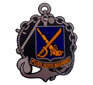 Patch Fusiliers Marins