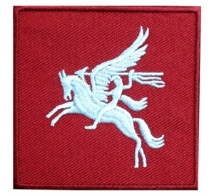 Patch 6th Airborne UK...