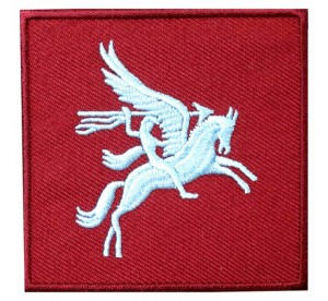 Patch 6th Airborne UK (Left...