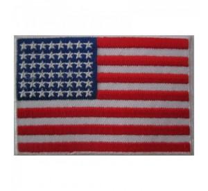 Patch Drapeau USA Flag (48...
