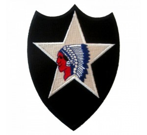 Patch 2nd Infantry Division...