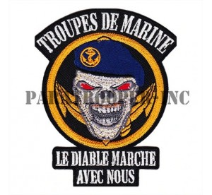 Patch TDM (Troupes de...