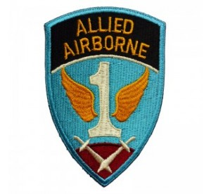 Patch 1st Allied Airborne Army