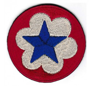 Patch Army Service Forces...