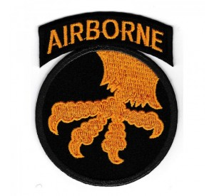 Patch 17th Airborne