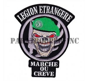 Patch Légion Etrangère...