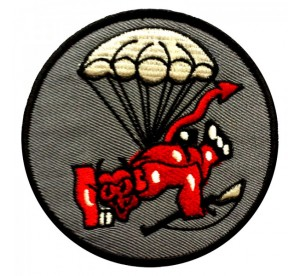 "Patch 508th P.I.R. ""Red..."