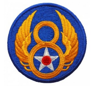 Patch 8th USAAF (United...