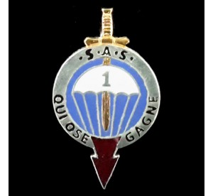 Metal Badge 1er RPIMa...