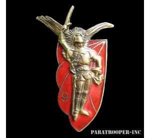 Metal Badge 9eme RCP...