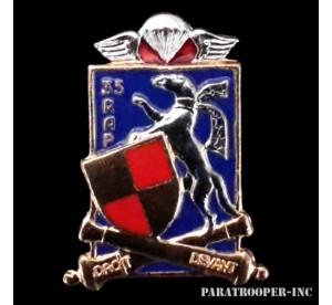 Metal Badge 35eme RAP...