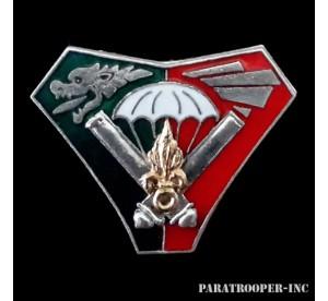 Metal Badge 2eme REP - SML...