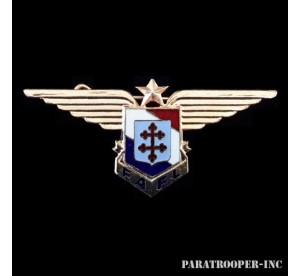 Metal Badge FAFL (Forces...