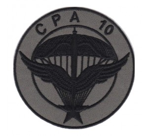 Patch CPA 10 (Commando...