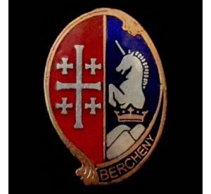 Metal Badge 1er RHP...