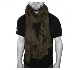 Scarf camo net Commando and...