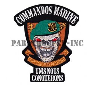 Patch Commandos Marine...