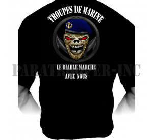 T-shirt French Navy...