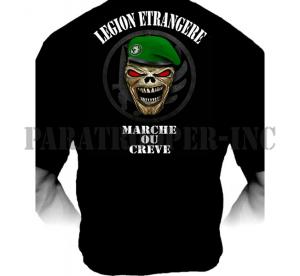 T-shirt Marche ou Crève...