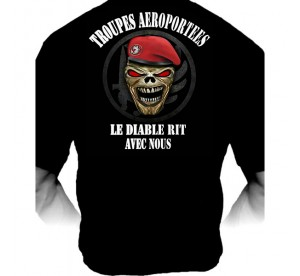 Tee-Shirt TAP Le diable rit...