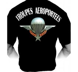 T-shirt Brevet TAP (Troupes...