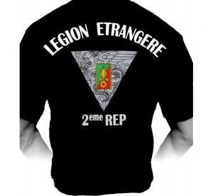 T-shirt 2eme REP (Régiment...