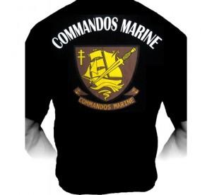 Tee-Shirt Commandos Marine...
