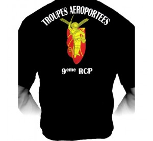 T-shirt 9eme RCP (Regiment...