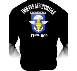 T-shirt 17eme RGP (Régiment...