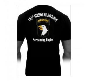 T-shirt 101st Airborne...