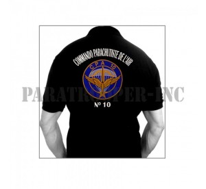 Polo Shirt CPA 10 (Commando...