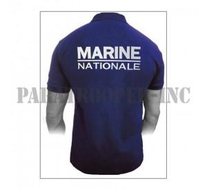 Polo Shirt Marine Nationale...