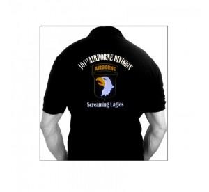 Polo Shirt 101st Airborne...