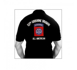 Polo Shirt 82nd Airborne...