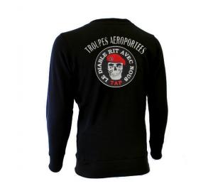 Sweatshirt Devil laugh with...