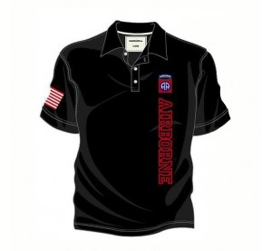 "Polo 82nd Airborne ""All..."